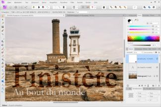 """Finistère - Au bout du monde. Beispielbild aus dem Online-Kurs """"Bildbearbeitung mit Affinity Photo."""" von Peter Hoffmann. fotoforum Akademie."""
