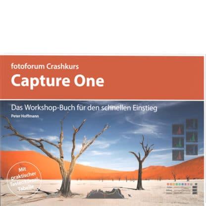 Buch fotoforum Crashkurs Capture One